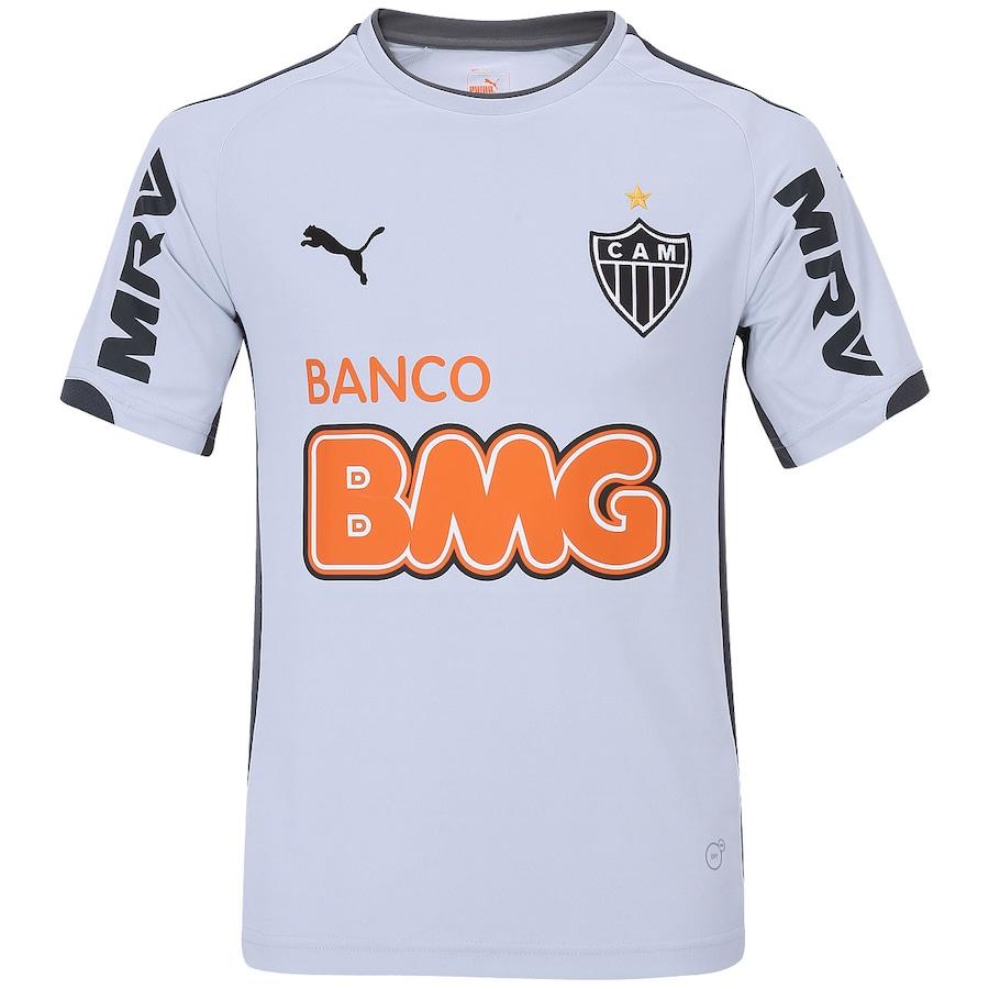 71f958e95de73 Camisa de Goleiro Atlético Mineiro I 2014 nº1 Puma