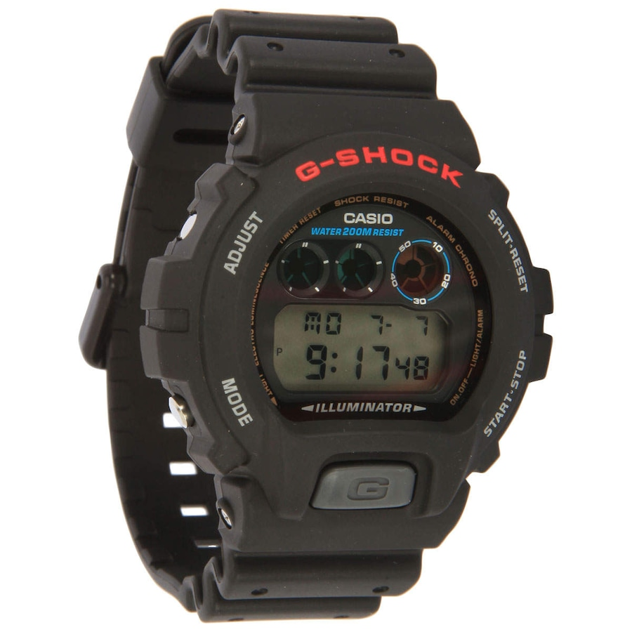 Relgio Masculino Digital Casio G Shock Dw 6900 6900nb 7dr