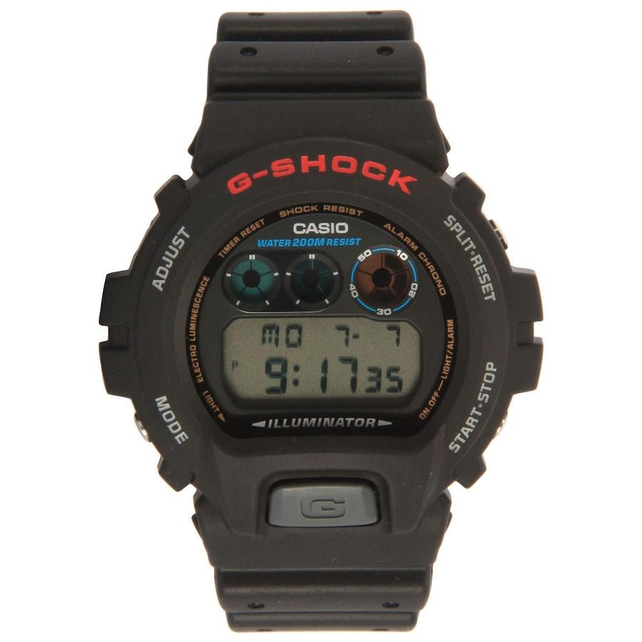 how to set casio g shock dw-6900
