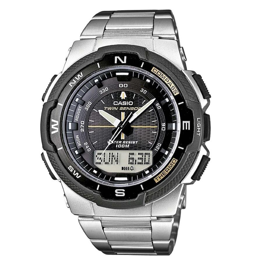 f9904e564a5 Relógio Masculino Analógico e Digital Casio Sgw500hd