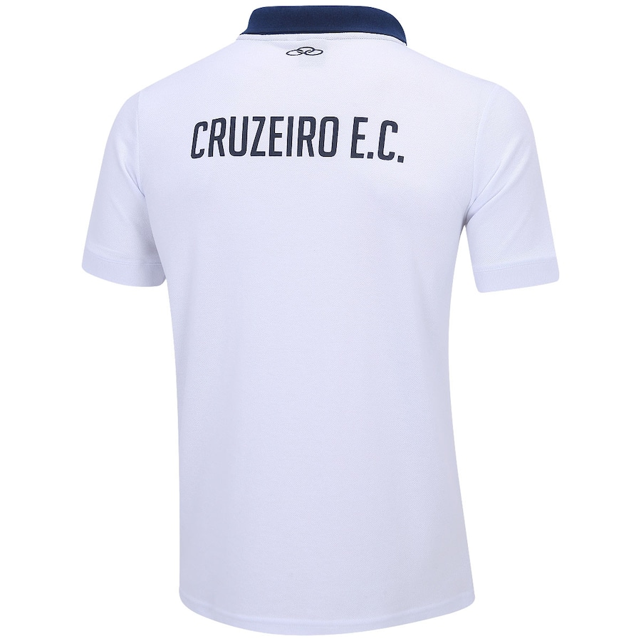 Camisa Polo de Viagem Olympikus Cruzeiro e426449974f31