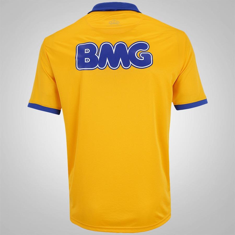 76ca58edef37b Camisa do Cruzeiro III 2014 Olympikus - Masculina