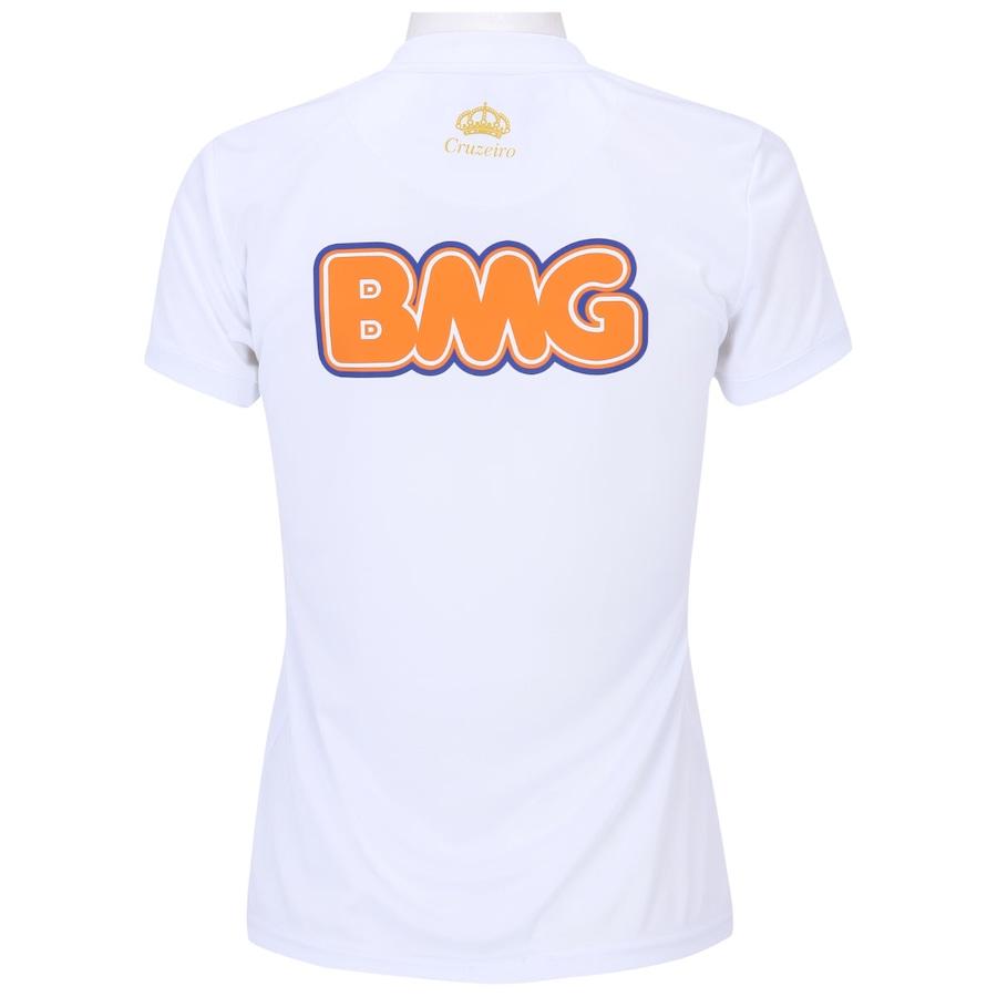 128205bc48 Camisa Olympikus Cruzeiro II 2014 s nº - Feminina