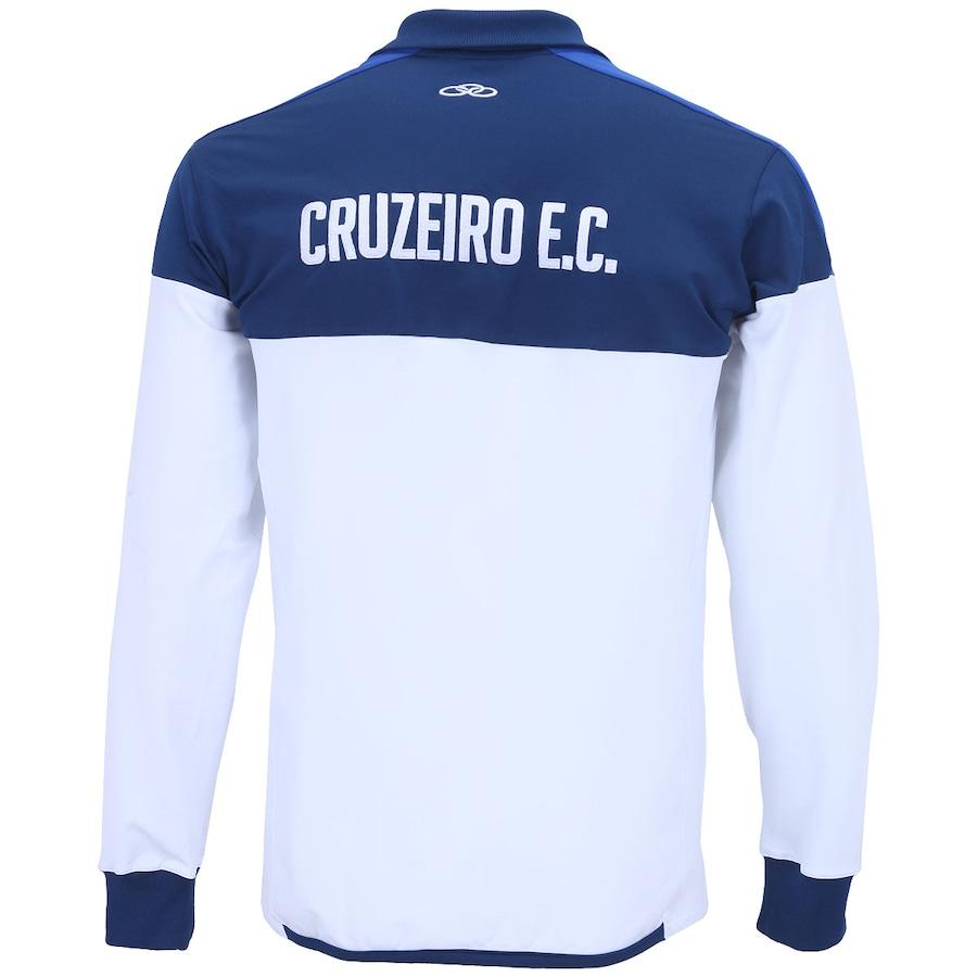 ... Agasalho do Cruzeiro Olympikus Viagem - Masculino ... 62445b7178066