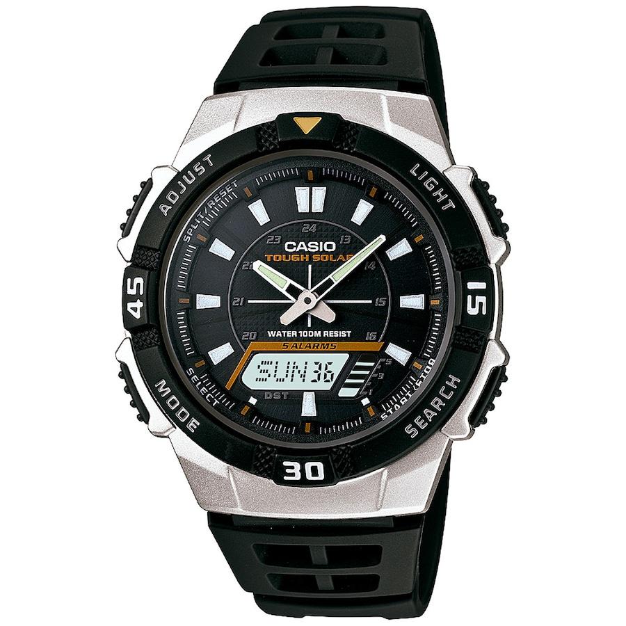 b8ed218292d Relógio Digital Analógico Casio AQS800W - Masculino