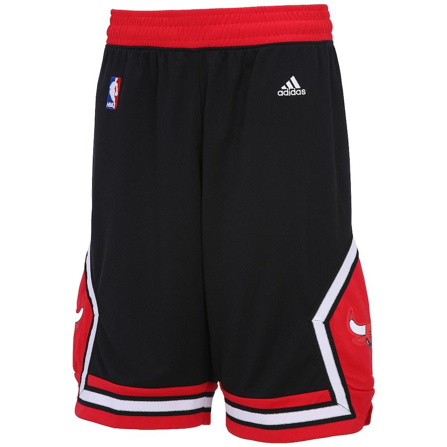 Bermuda Adidas Chicago Bulls 3 0758719f8df02