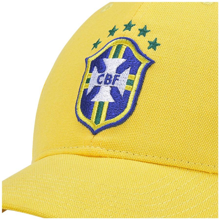 6cdd4616775b8 Boné Nike Brasil CBF Core - Strapback - Adulto
