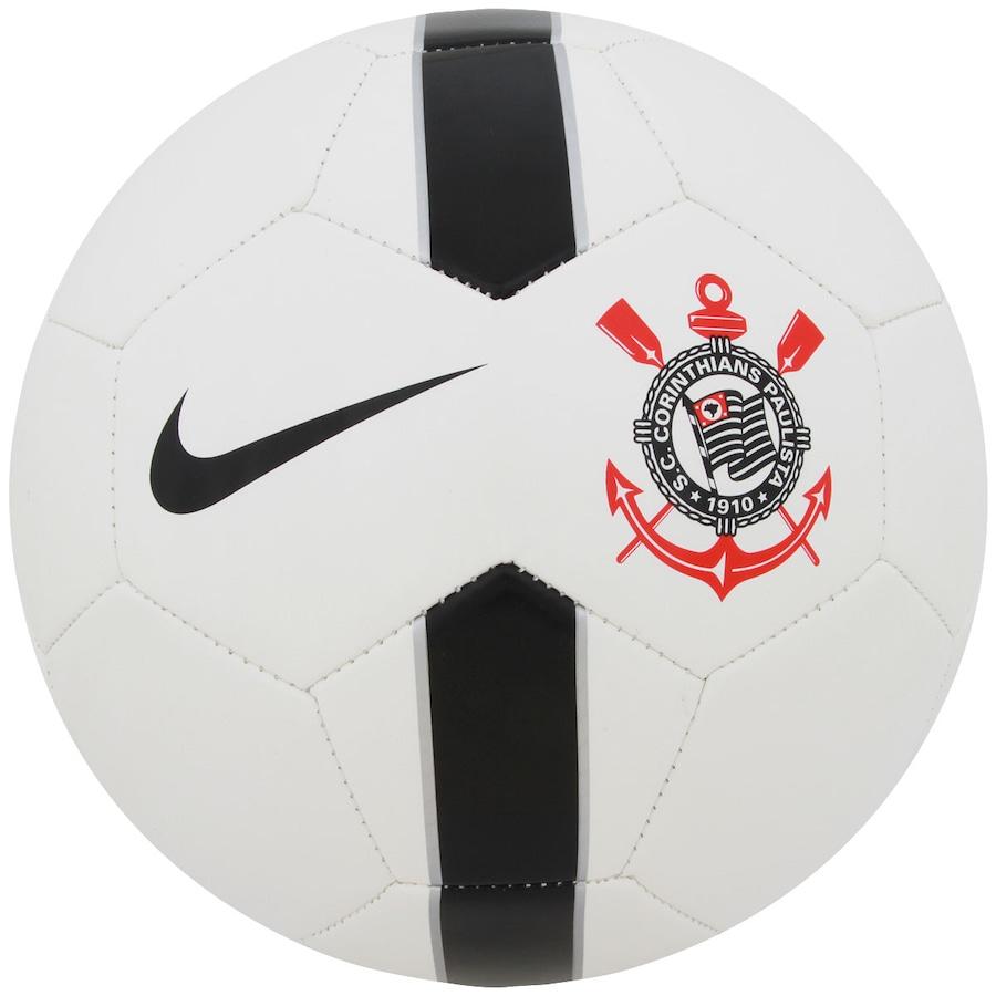 f2a9156f7f Bola de Futebol de Campo Nike Corinthians Supporter