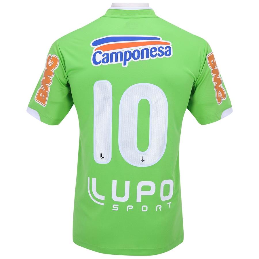 Camisa Lupo América Mineiro III 2014 n°10 fa75aa097e41b