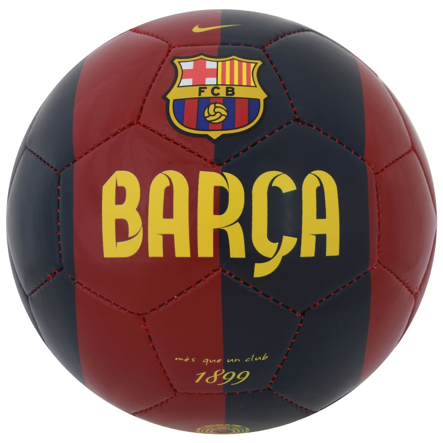 Minibola de Futebol de Campo Nike Barcelona Infantil 3e180f9bb8fcc