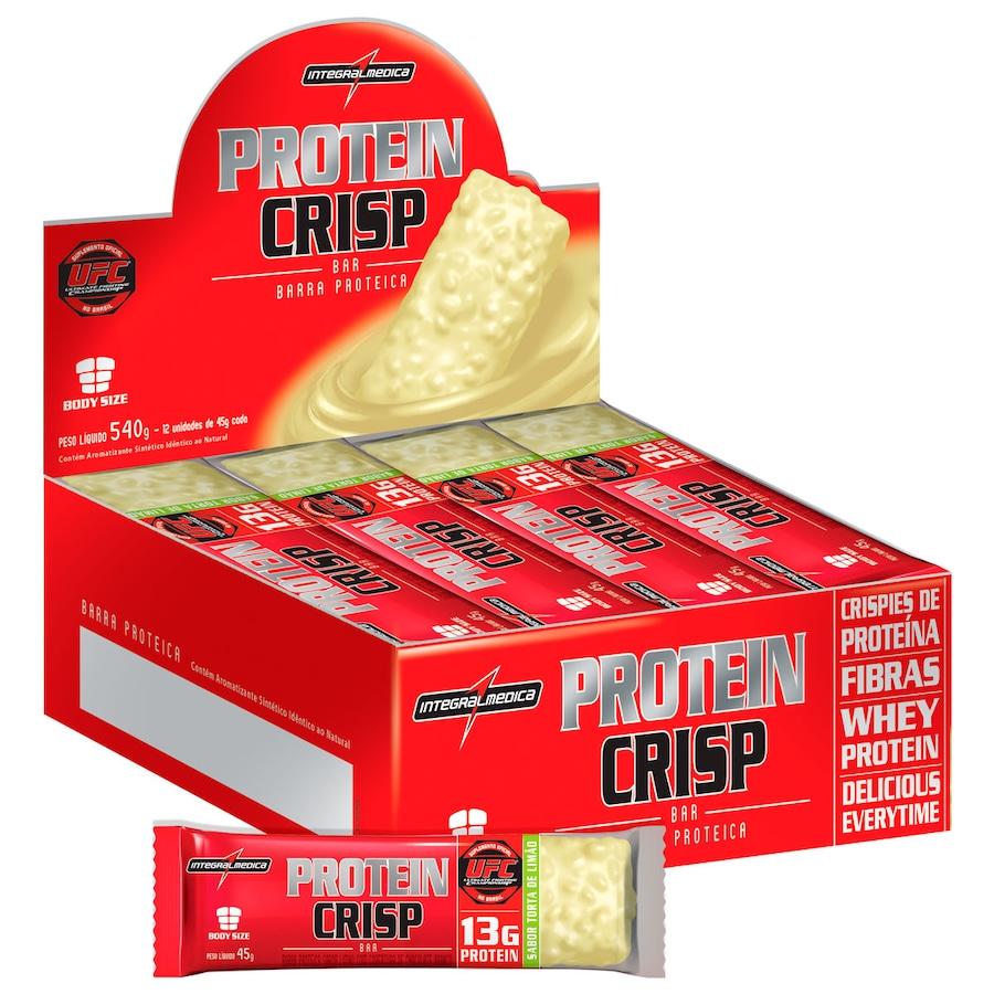 a646f65c0 Barra de Proteína Integralmédica Protein Crisp - Torta