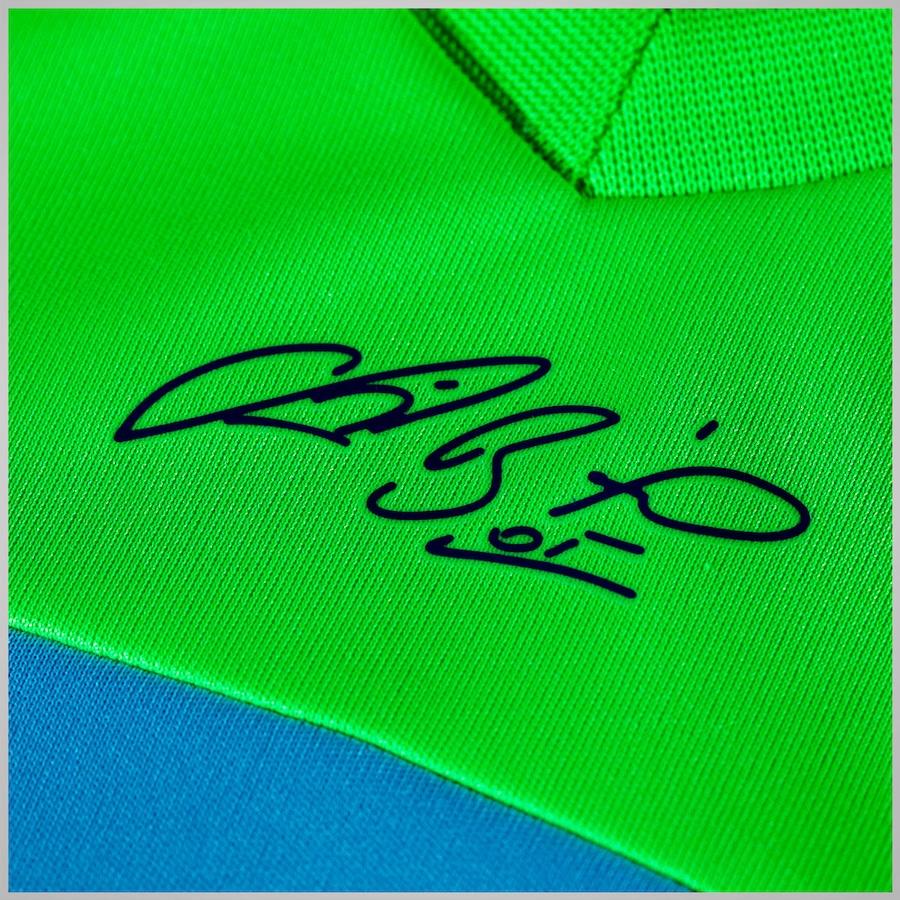 ... Camisa de Goleiro do Cruzeiro 2015 nº 1 Olympikus - Infantil ... 41276bc068074