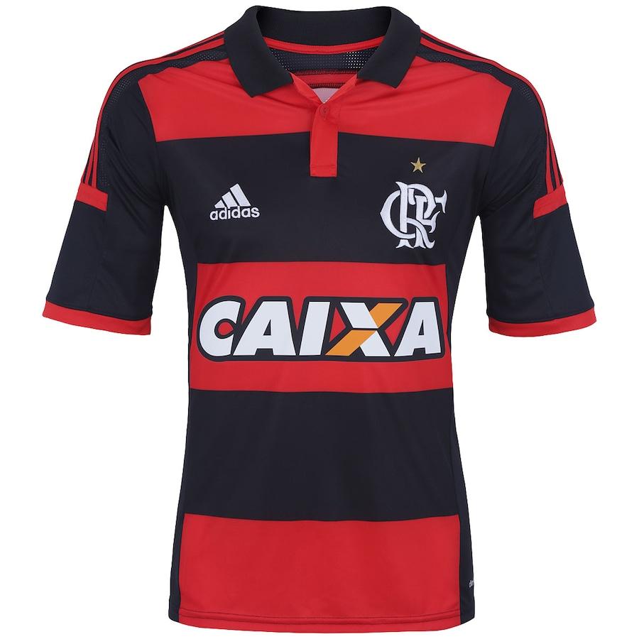 Camisa Flamengo Adidas 2014 s n – Masculina a4e1ff1621386