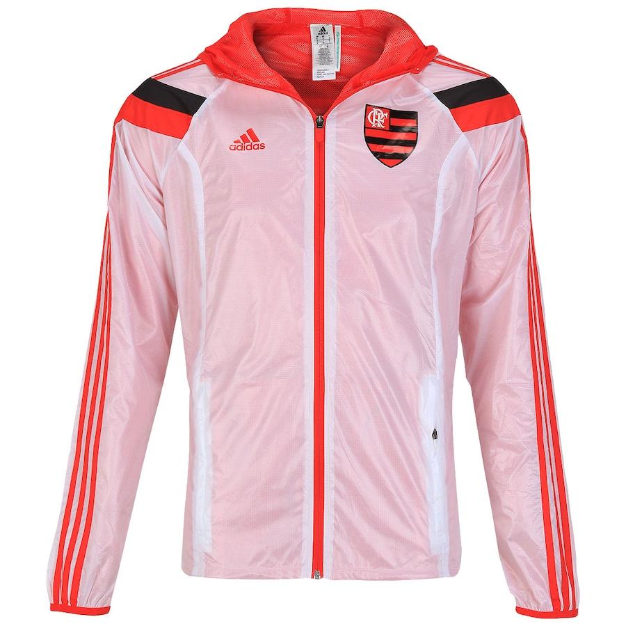 6dd0beebdeb1d Jaqueta Adidas Hino Flamengo II