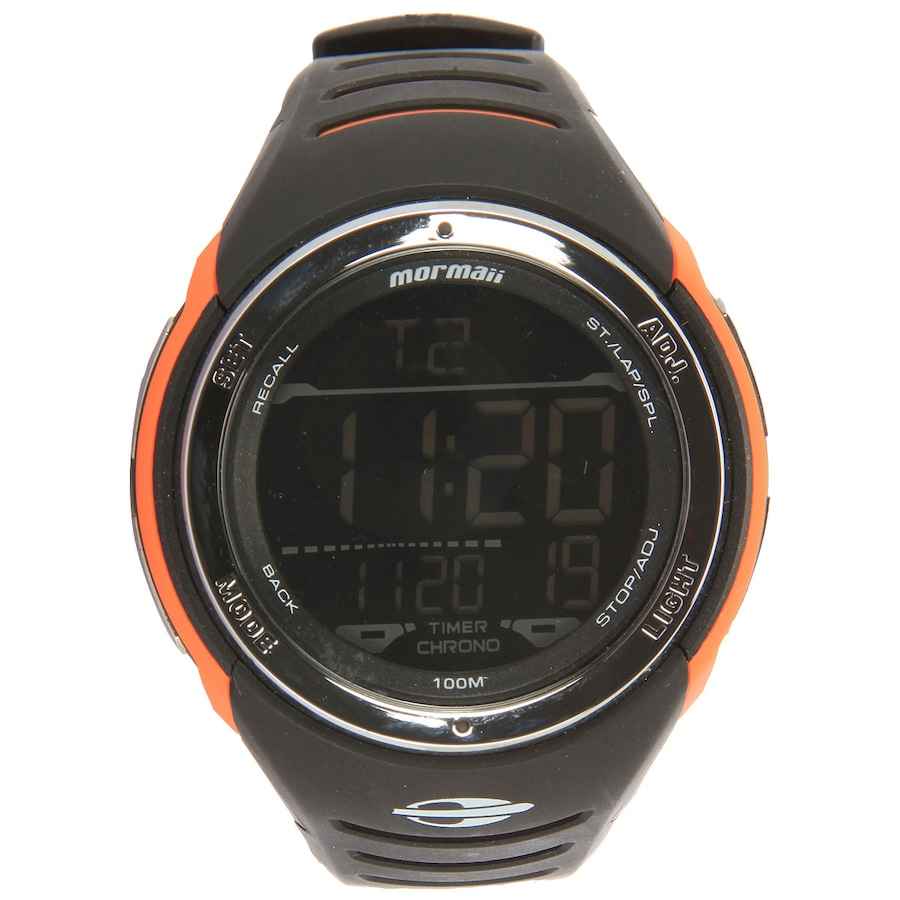 040367bc16bcb Relógio Masculino Digital Mormaii M0951