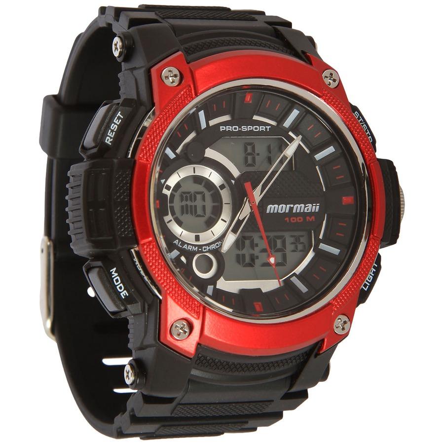 Relógio Digital Analógico Mormaii Acqua Pro MO13610 - Mascu 56939ef82d