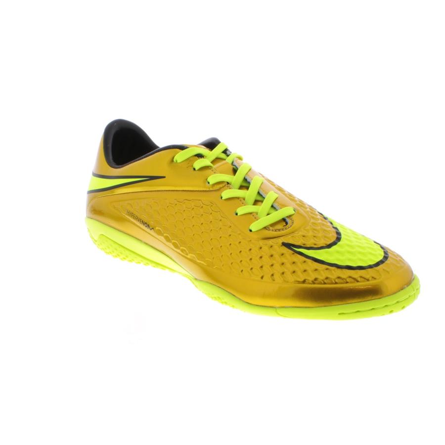 Chuteira Nike Hypervenom Phelon IC Prata - Centauro.com.br 46a1e71a03eaa