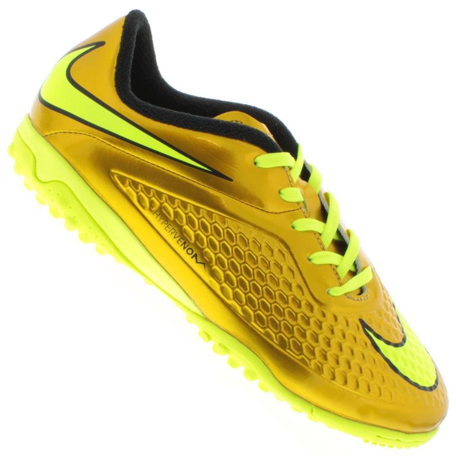 d888da62eb98f Chuteira Society Nike Hypervenom Phelon TF – Infantil