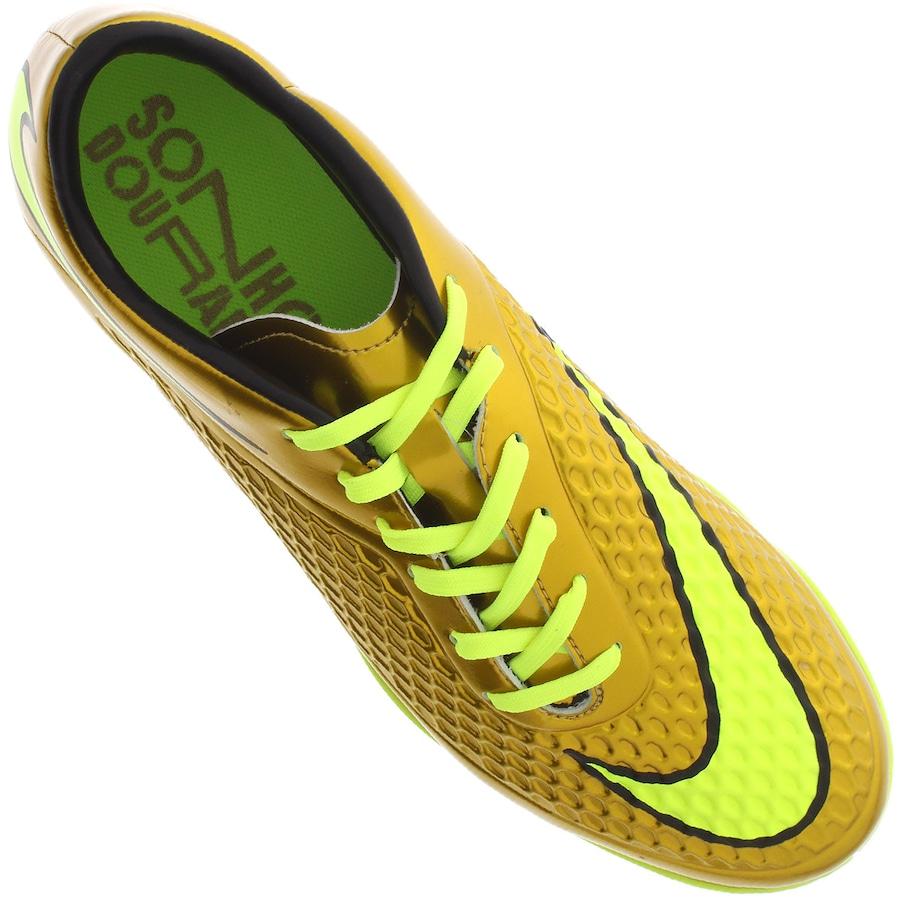 ... Chuteira Society Nike Hypervenom Phelon TF - Adulto ... 648a56e9fcaf0