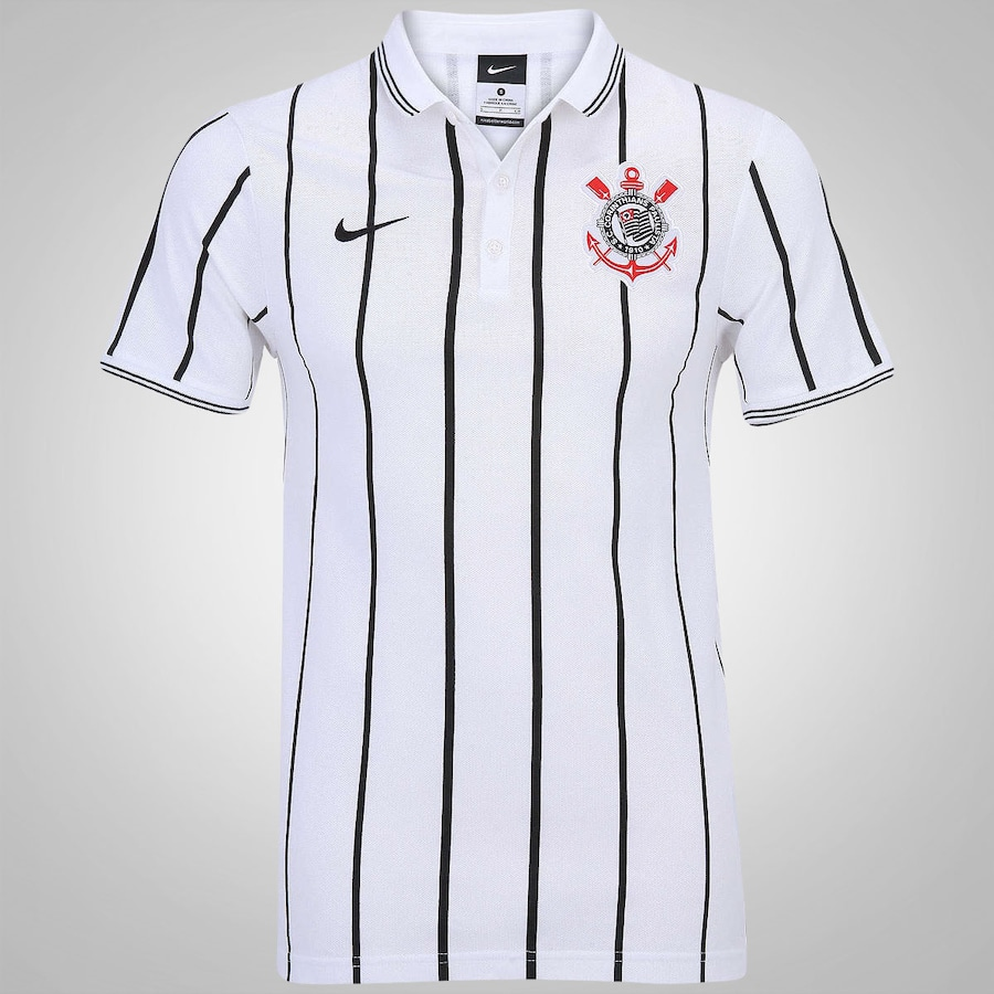 8316bf95561f0 Camisa Polo Nike League Corinthians