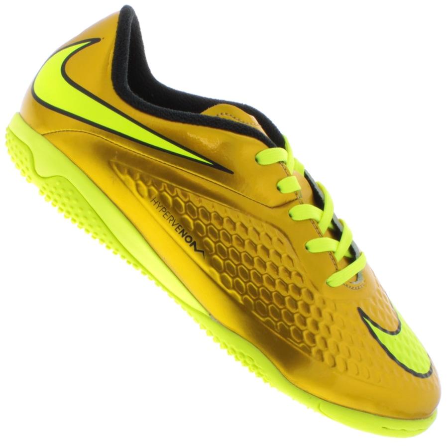 Chuteira de Futsal Nike Hypervenom Phelon IC Infa 4025e472ac2d5