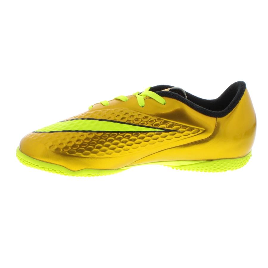 ... Chuteira de Futsal Nike Hypervenom Phelon IC - Infantil ... 8a51164d37390