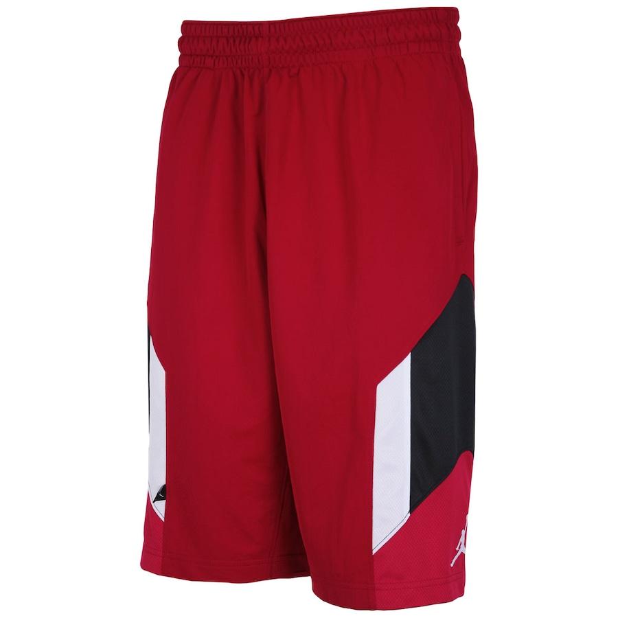 Bermuda Nike Jordan Rise 3 - Masculina 350aa3556ac