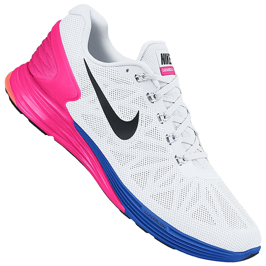 sneakers for cheap c13b3 d9e4a Tênis Nike Lunarglide 6 Feminino