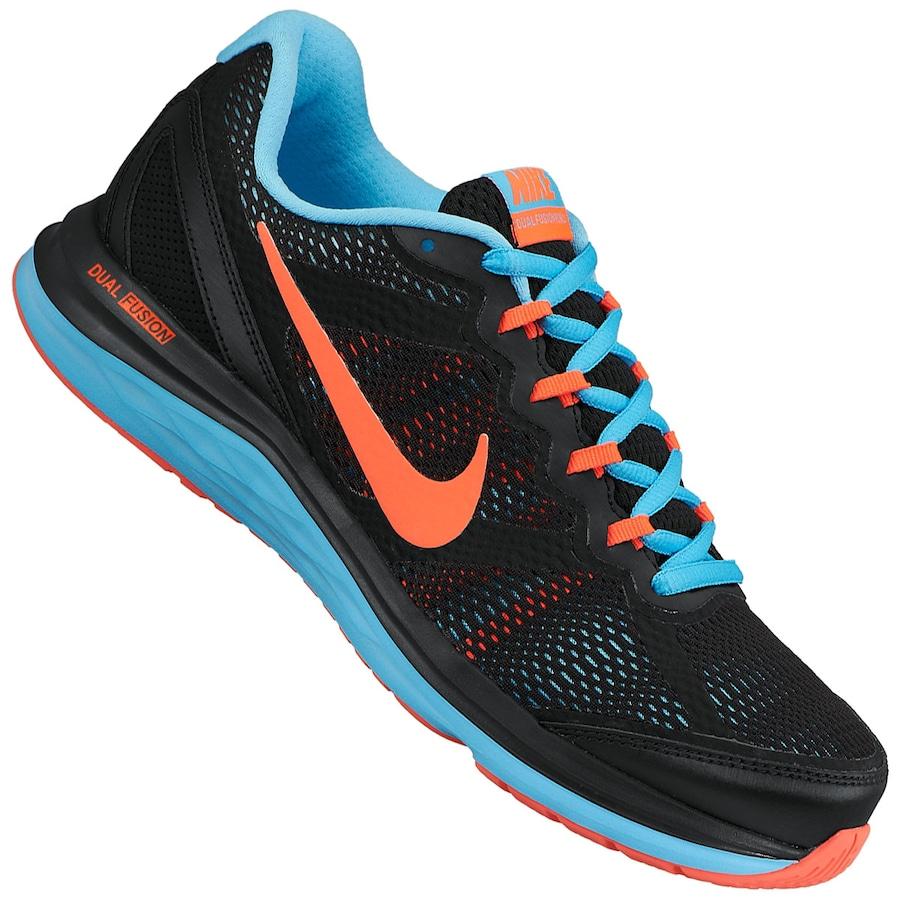 Tênis Nike Dual Fusion Run 3 Msl - Feminino 72618c848795c