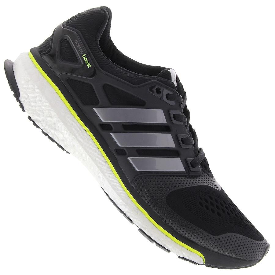 c099e3dd6c Tênis adidas Energy Boost - Cabedal em Mesh - Masculino
