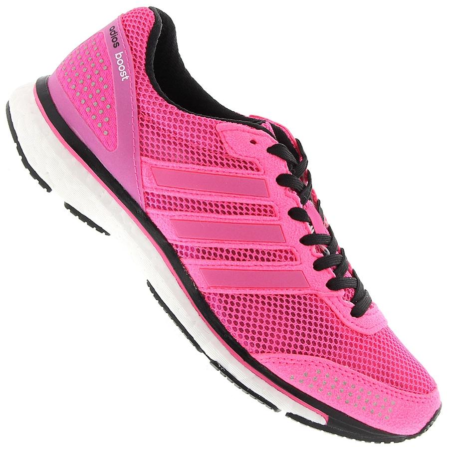 c4d245908c131 Tênis Adidas Adizero Adios Boost 2 Feminino