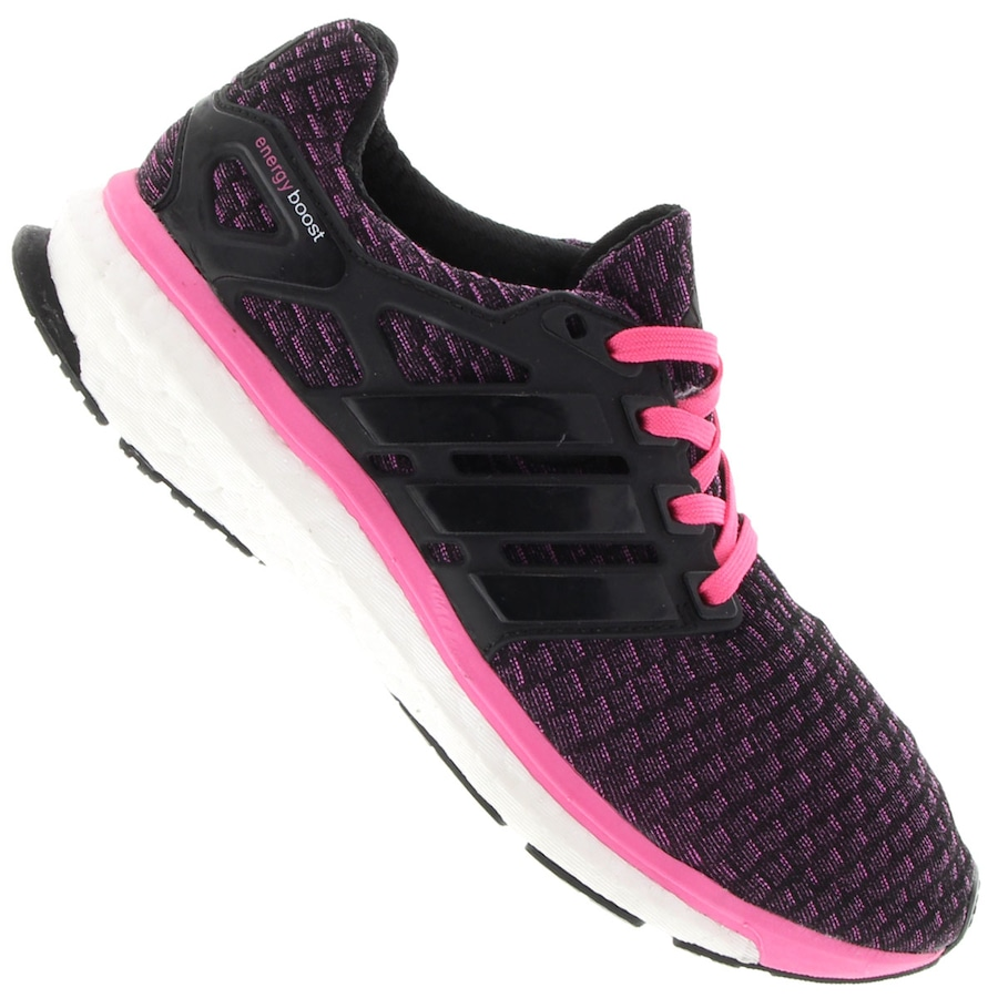 201abfcbc5 Tênis Adidas Energy Boost Reveal Feminino
