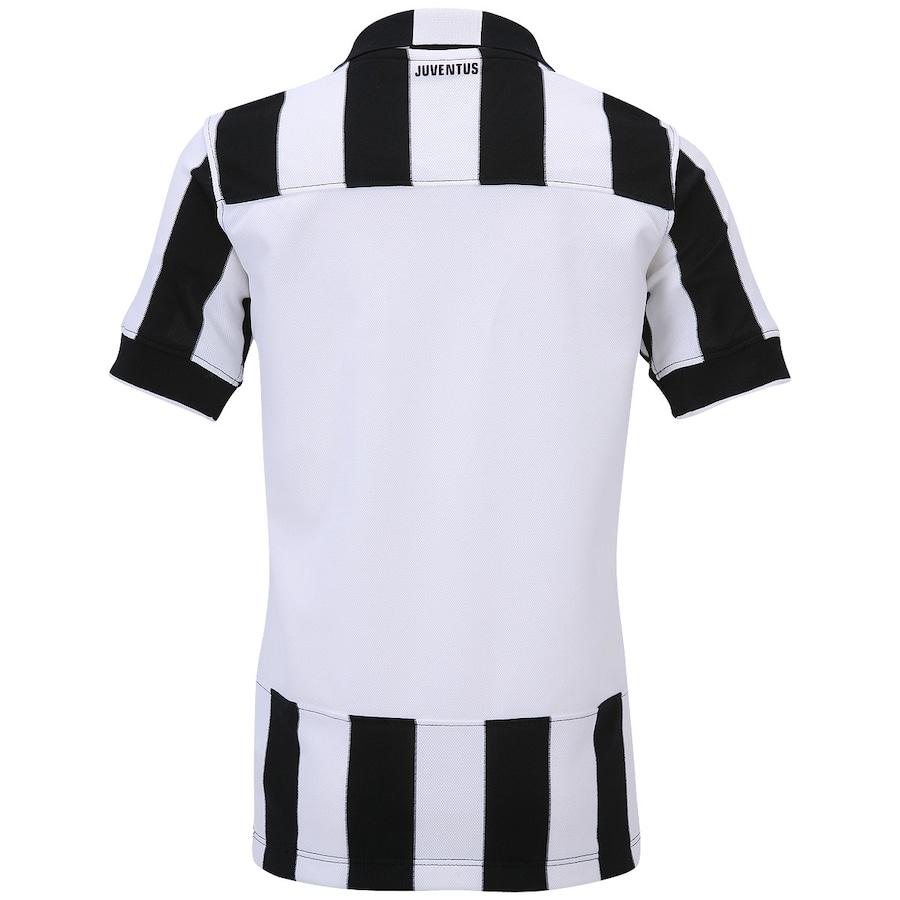 4c26894c9d Camisa Nike Juventus I 2014-2015 s/ nº - Juvenil
