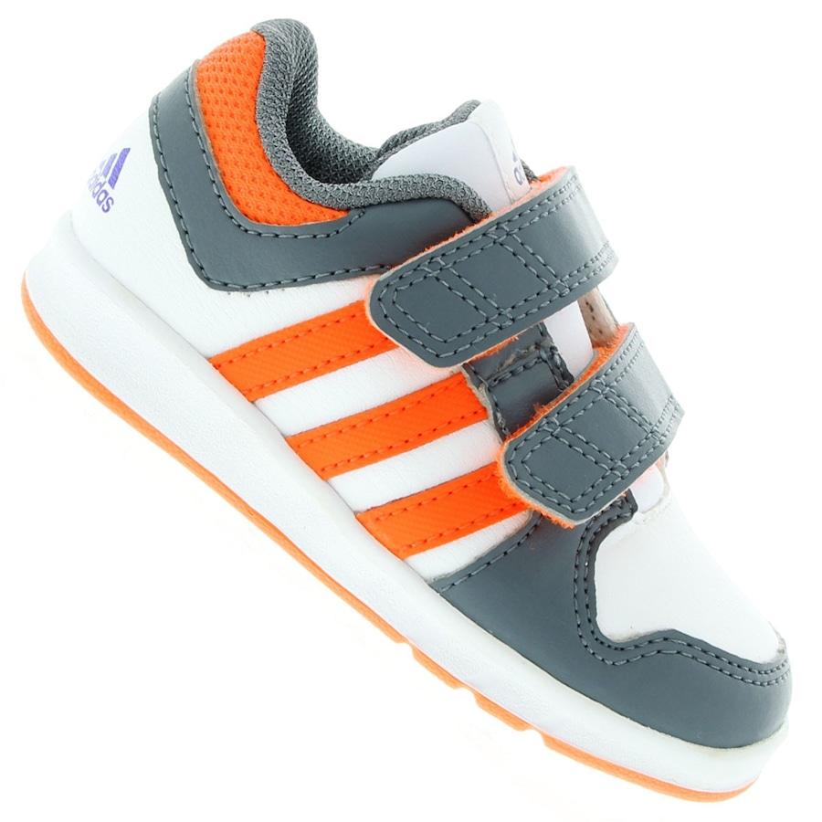 53f7d35c3cd Tênis Adidas LK Trainer 6 CF Infantil