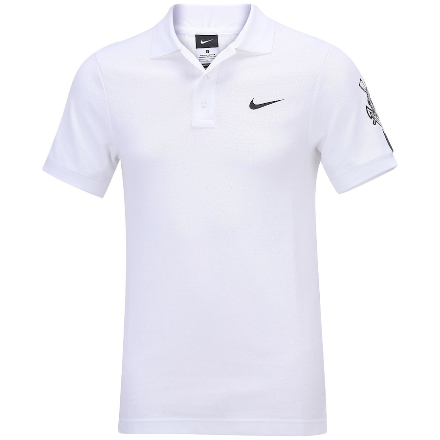 Camisa Polo Nike Corinthians Matchup Masculina f18cddee4eed4