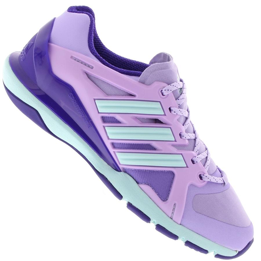 4d5f90ec575 Tênis Adidas Cage Up Feminino