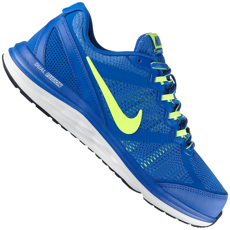 Tênis Nike Dual Fusion Run 3 Infantil fa385151341b5