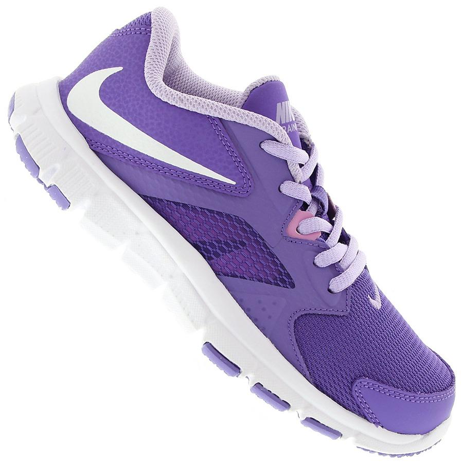 dfc4996642 Tênis Nike Flex Supreme TR 3 Feminino - Infantil