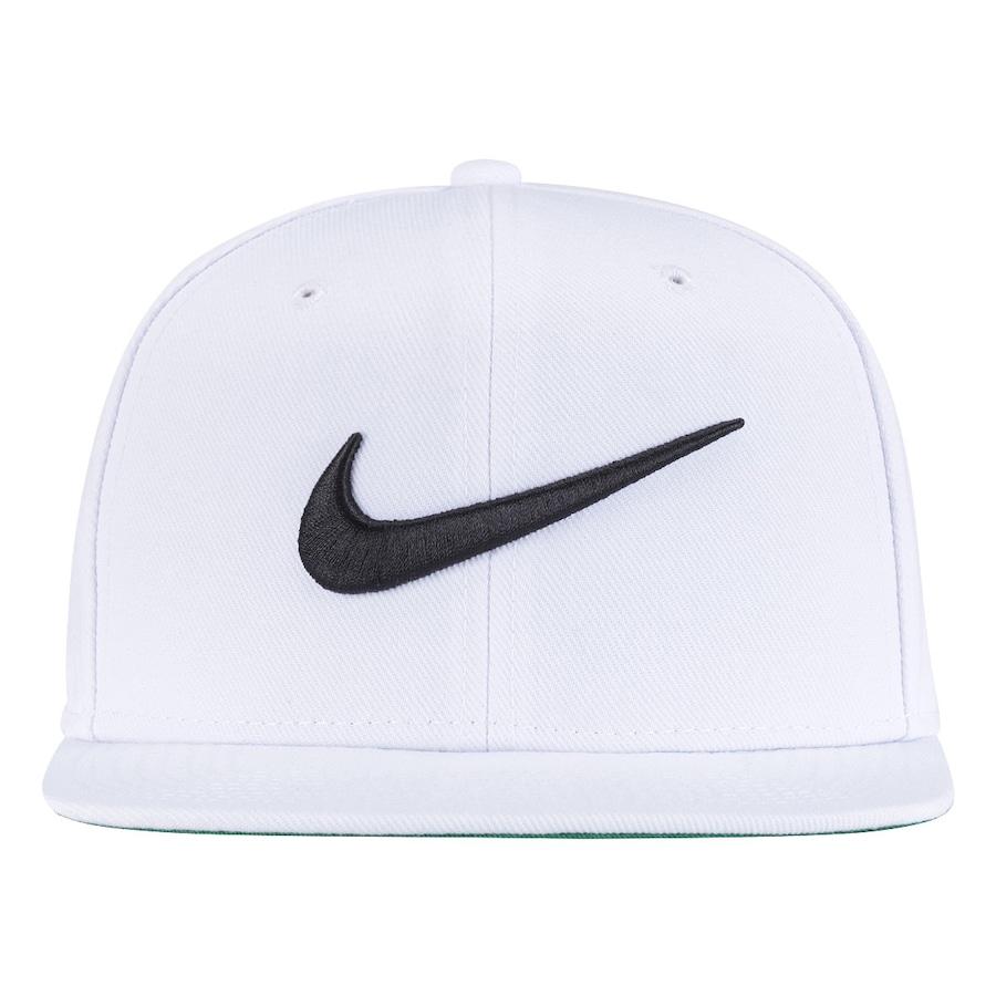 68e7490b2fa63 Boné Aba Reta Nike Swoosh Pro - Snapback - Adulto