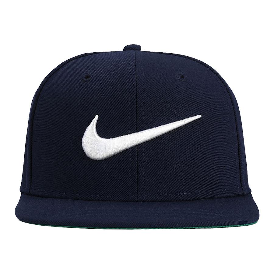 Boné Aba Reta Nike Swoosh Pro - Snapback - Adulto 10e9b88f38f