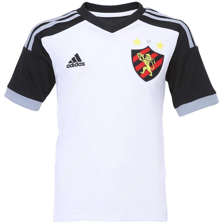 Camisa Adidas Sport Recife II 2014 Infantil 7da069325cf2b