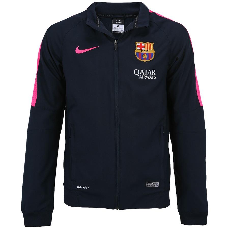 Agasalho Nike Barcelona 4f4f9df712430