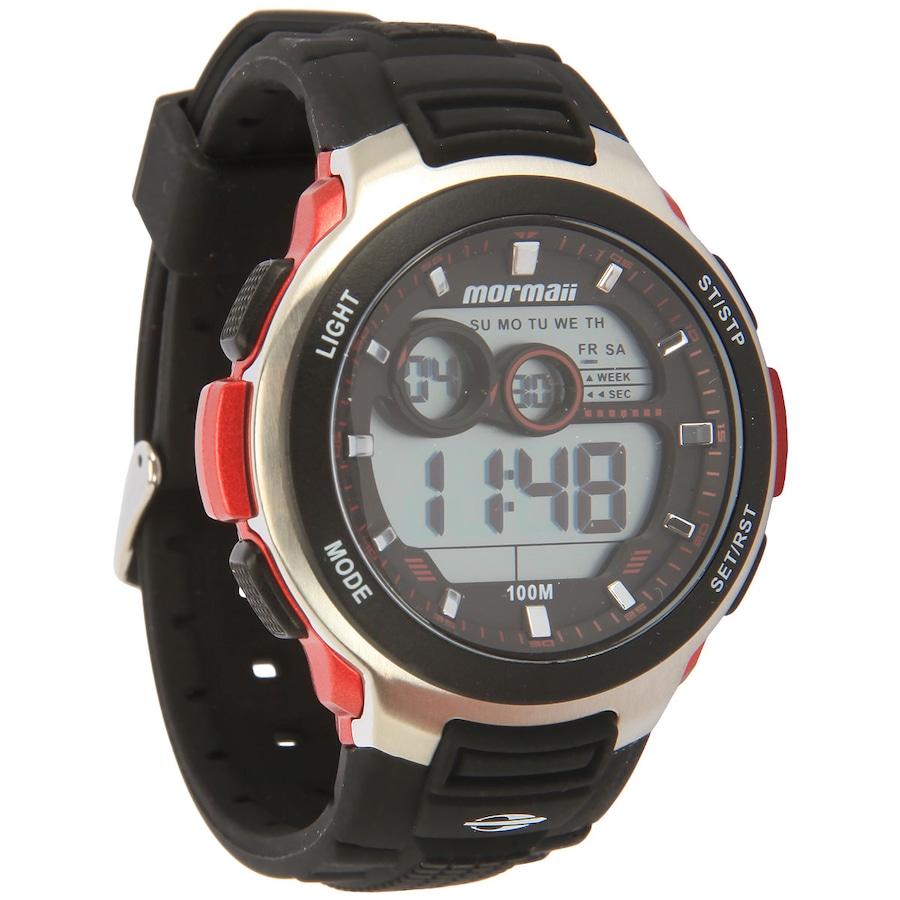 bb232ea5eead8 Relógio Masculino Digital Mormaii MOJM004