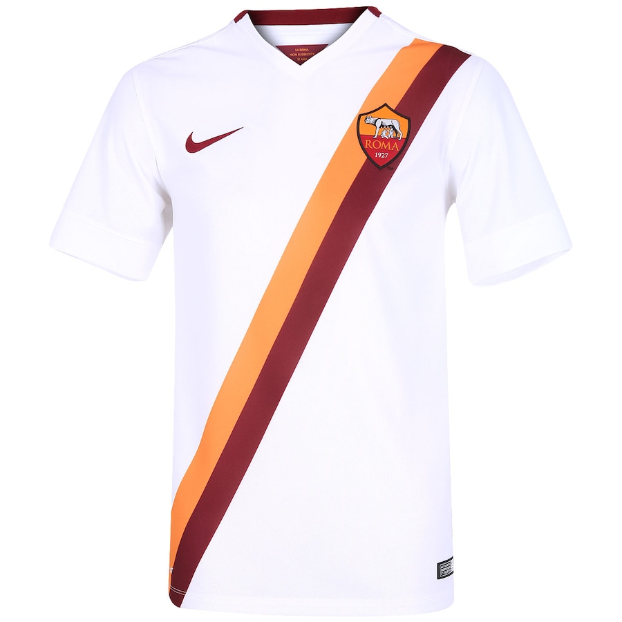 aac6e3acf5 Camisa Nike Roma II 2014-2015 s  nº