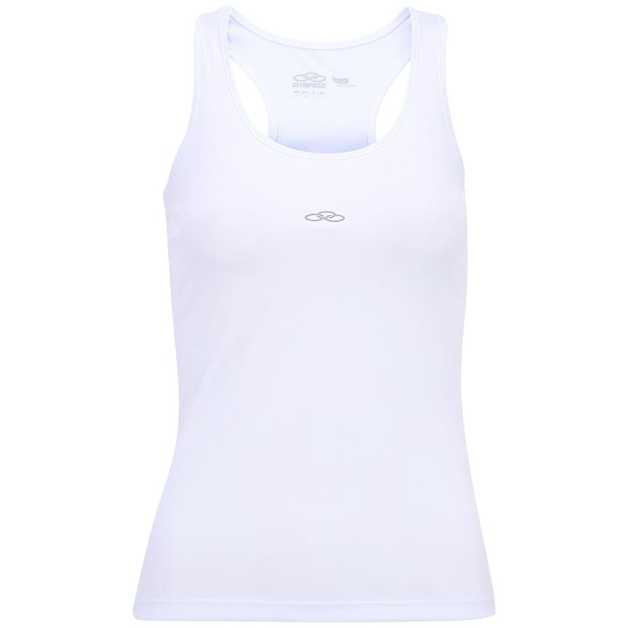 4337a649f Camiseta Regata Olympikus Essential - Feminina