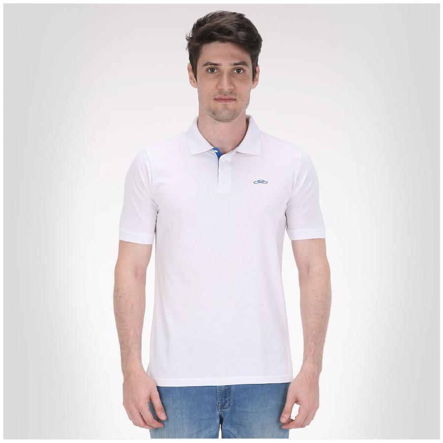 Camisa Polo Olympikus Casual - Masculina 530600573678a