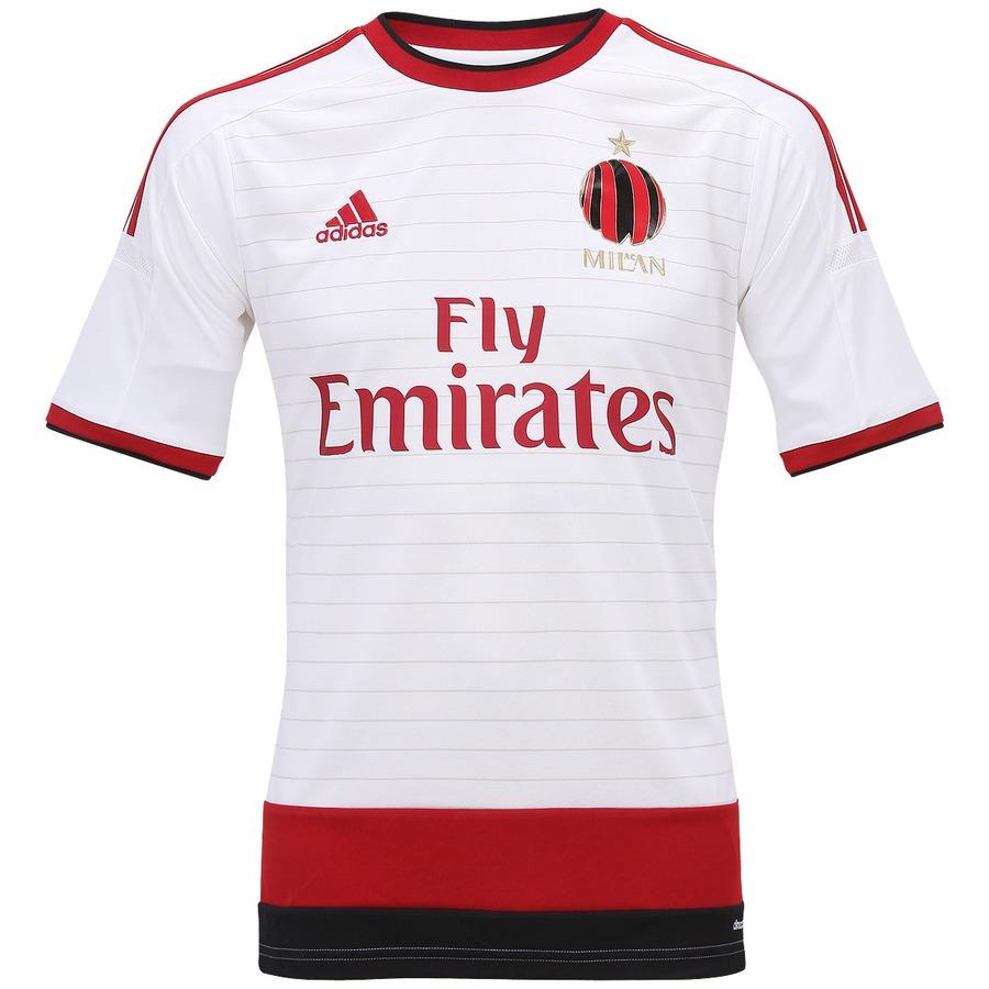Camisa Adidas Milan II 2014-2015 s  nº eac19364d613c