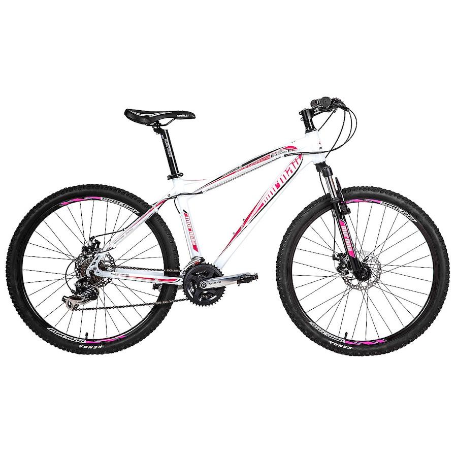 Bicicleta Mormaii Flexxxa Elegance - Aro 26 - Freio a Disco 34afb7c628