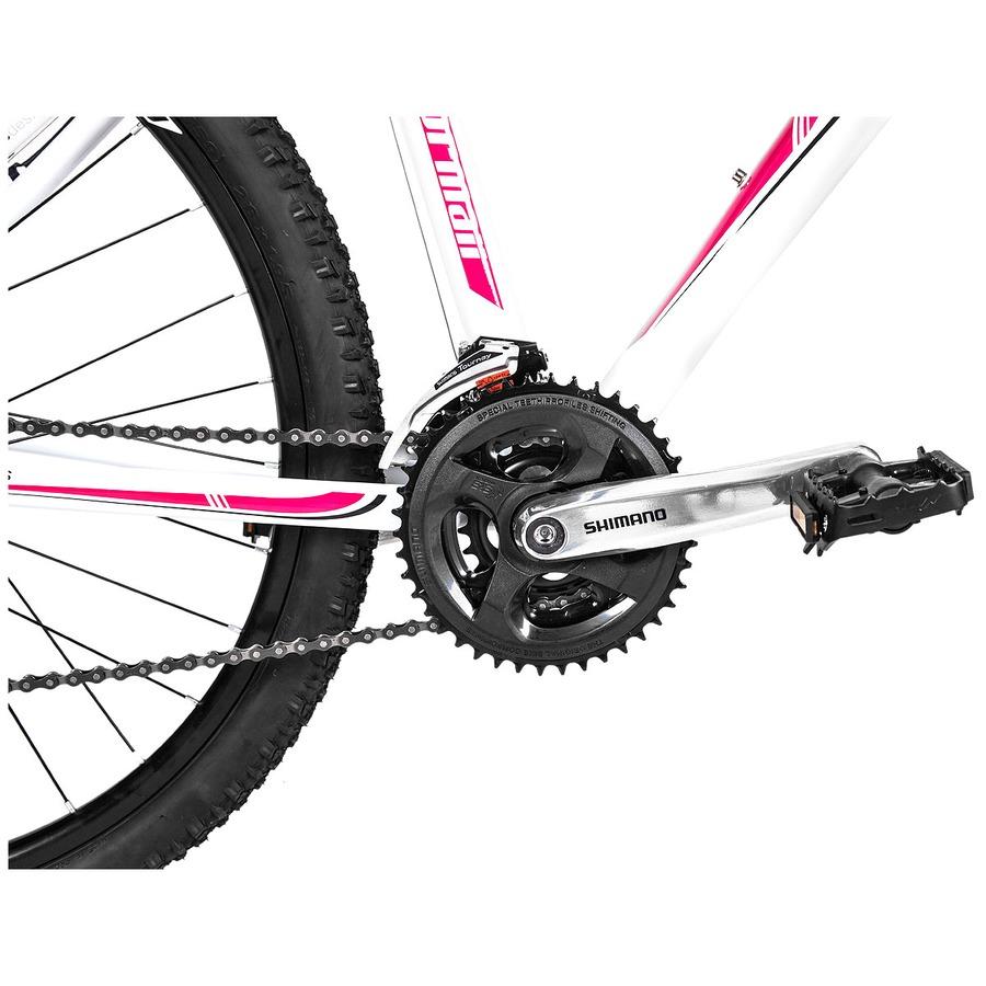55078067abf3c ... Bicicleta Mormaii Flexxxa Elegance - Aro 26 - Freio a Disco - Câmbio  Traseiro Shimano ...