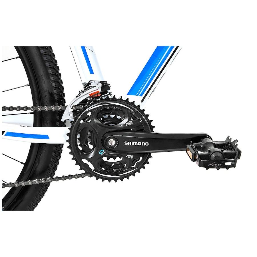 b47a4d058ef00 Mountain Bike Mormaii Flexxxa XC640 - Aro 26 - Freio a Disco - Câmbio  Traseiro Shimano - 24 Marchas